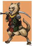 Ferret Mercenary
