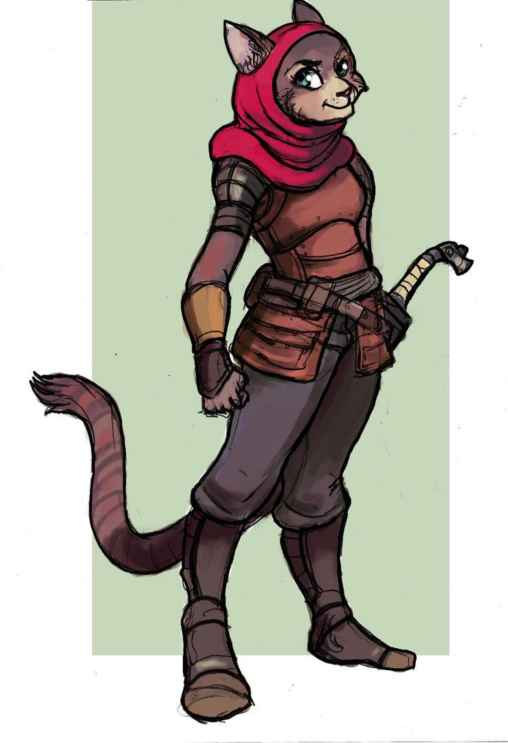 character_design__rasheeda___caravan_guard_by_thelivingshadow-d84ea44 dans Récits de joueurs & MJ