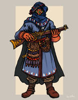 Bentusi Nomad 01 by TheLivingShadow