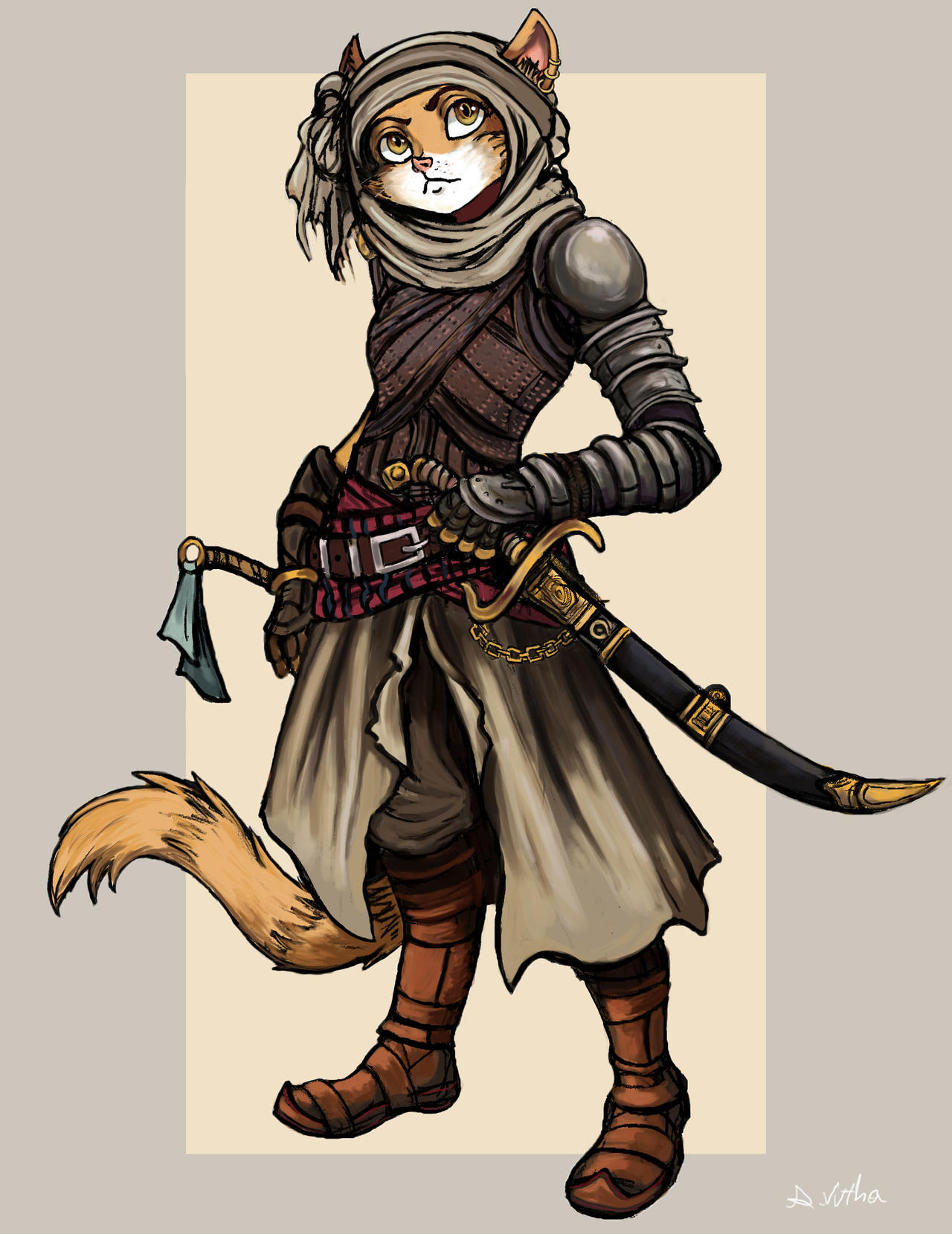 older furry character art - photo #15