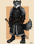 Wolf Knight 03