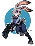 Inspector Judy Hopps