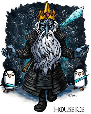 Ice King of the White Walkers by TheLivingShadow