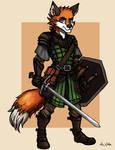 Fox Fighter - 01