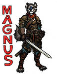 Commission - Magnus