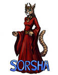 Commission - Sorsha