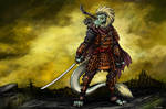 Sek-Rataa the Lone Dragon