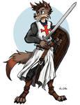 Coyote Knight Templar