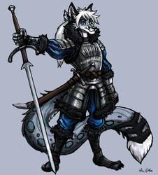 Kiono the Winter Warrior