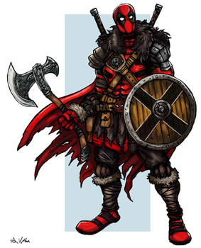 Viking Deadpool