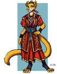 Tabaxi Noble Lady