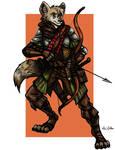 Hunter - Commission