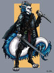 Shereth the Assassin - Commission