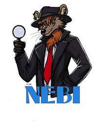 Nebi the Detective - Badge Commission