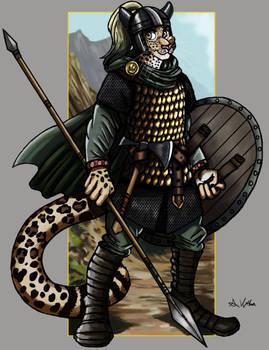 Respendial - Alani Warlord