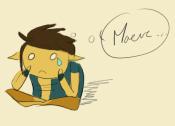 Nico' is sad by Nicolitch