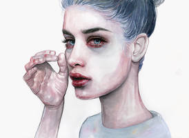 Painful Tear by Tomasz-Mro