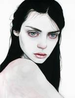 Porcelain Silhouette by Tomasz-Mro