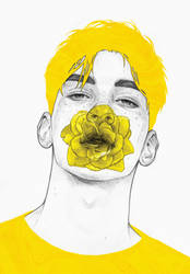 Yellow II by Tomasz-Mro