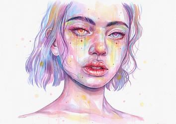 Sweet dreams by Tomasz-Mro