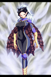 Fairy Tail 492 - Mirajane Alegria by Gilfrost
