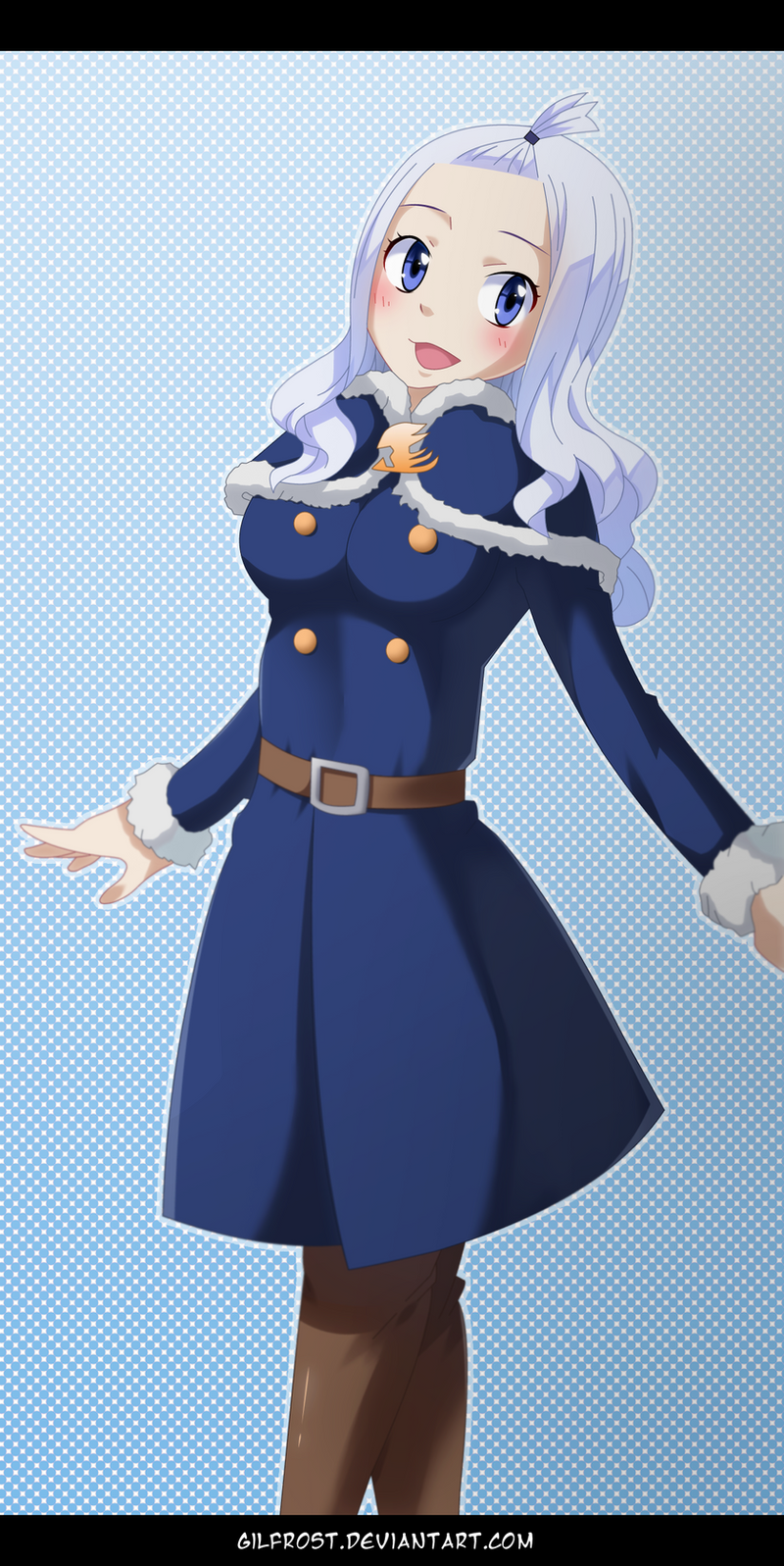 Mirajane juvia clothes by gilfrost on deviantart - Fairy tail mirajane sexy ...