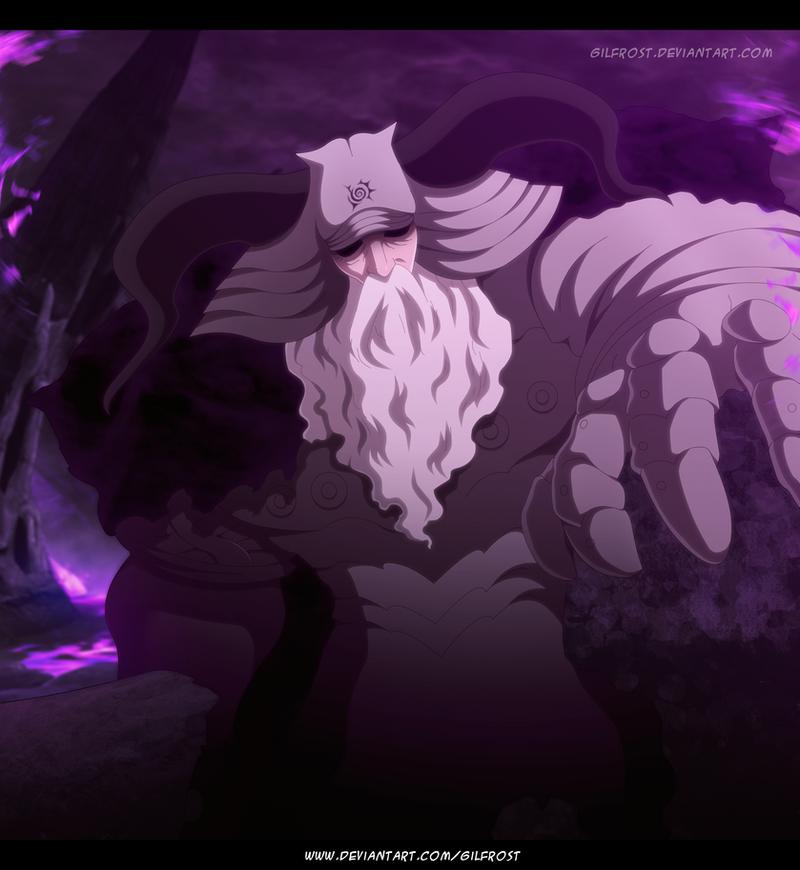 Nanatsu No Taizai Meliodas Demon King - Nanatsu no Taizai - Demon King by Gilfrost on DeviantArt