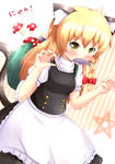 Touhou - Marisa the thief cat