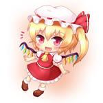 Touhou Chibi Flandre Scarlet