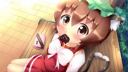 Touhou - Chocolate from Chen