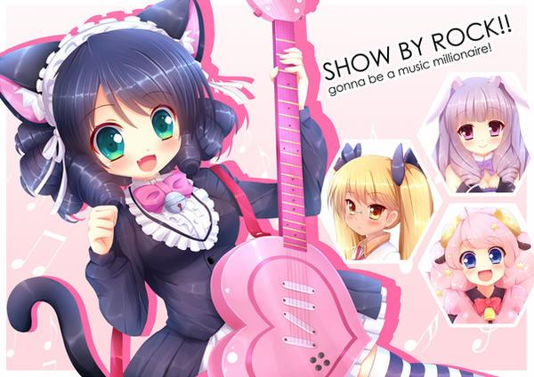 Moa Cat Girl Anime Tears