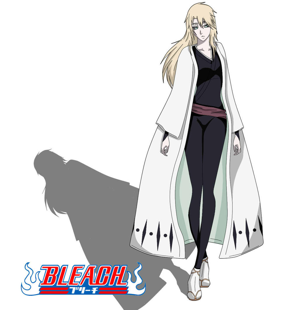 Hyakuya Rinne BLEACH Oc By Hyakune On DeviantArt