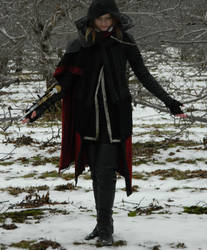 Evie Frye (Uncompleted version) by Kateex0