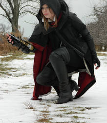 Evie Frye (Test/Uncompleted cosplay) by Kateex0