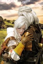 Goodbye, Geralt... by Kateex0