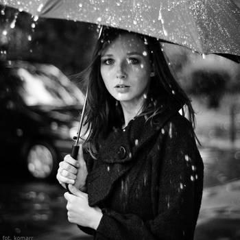 rainy day by komarr