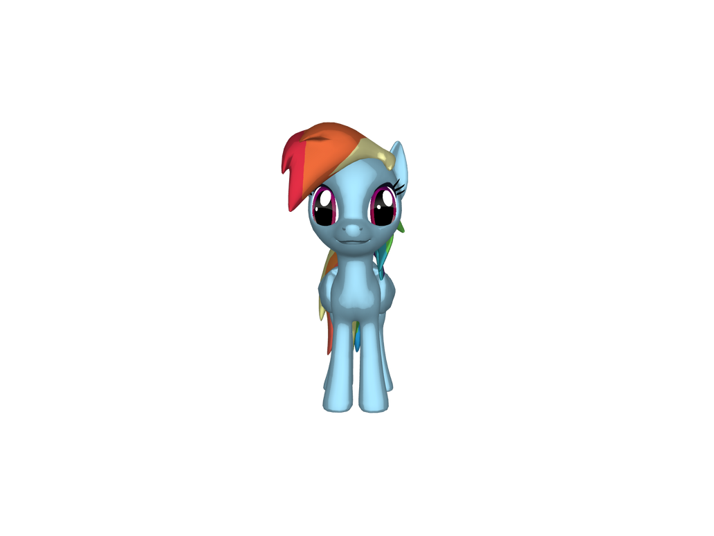 The Background Changes for Rainbow Dash by jimmyhook19202122
