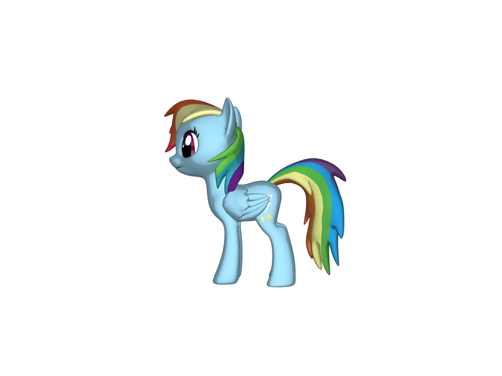 Rainbow Dash's Cutie Mark changes by jimmyhook19202122