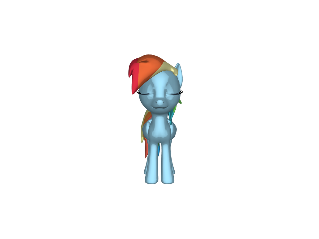 Rainbow Dash's eyes change color by jimmyhook19202122