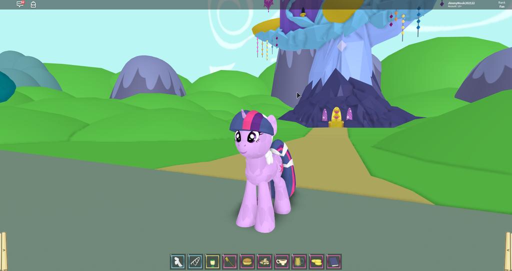 Crystal Pony Twilight Sparkle (Unicorn) by jimmyhook19202122