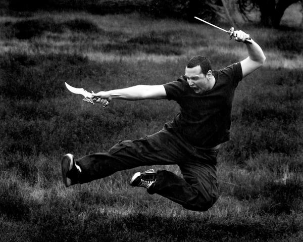 Ninja Kicks - Part 7 by LovesTheMuffin