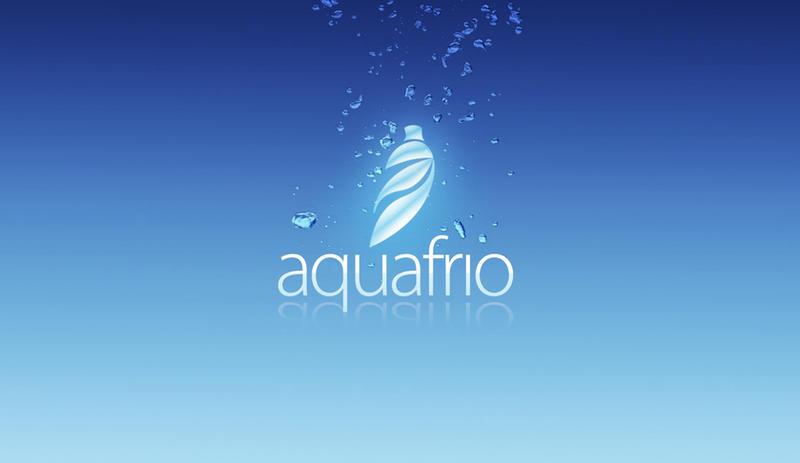 Aquafrio Logo by LovesTheMuffin