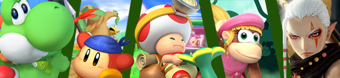 Nintendo by AceofAbra