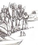 Keller meets the Deceptibots