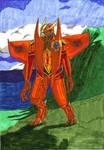 Autobot Rodan Finished