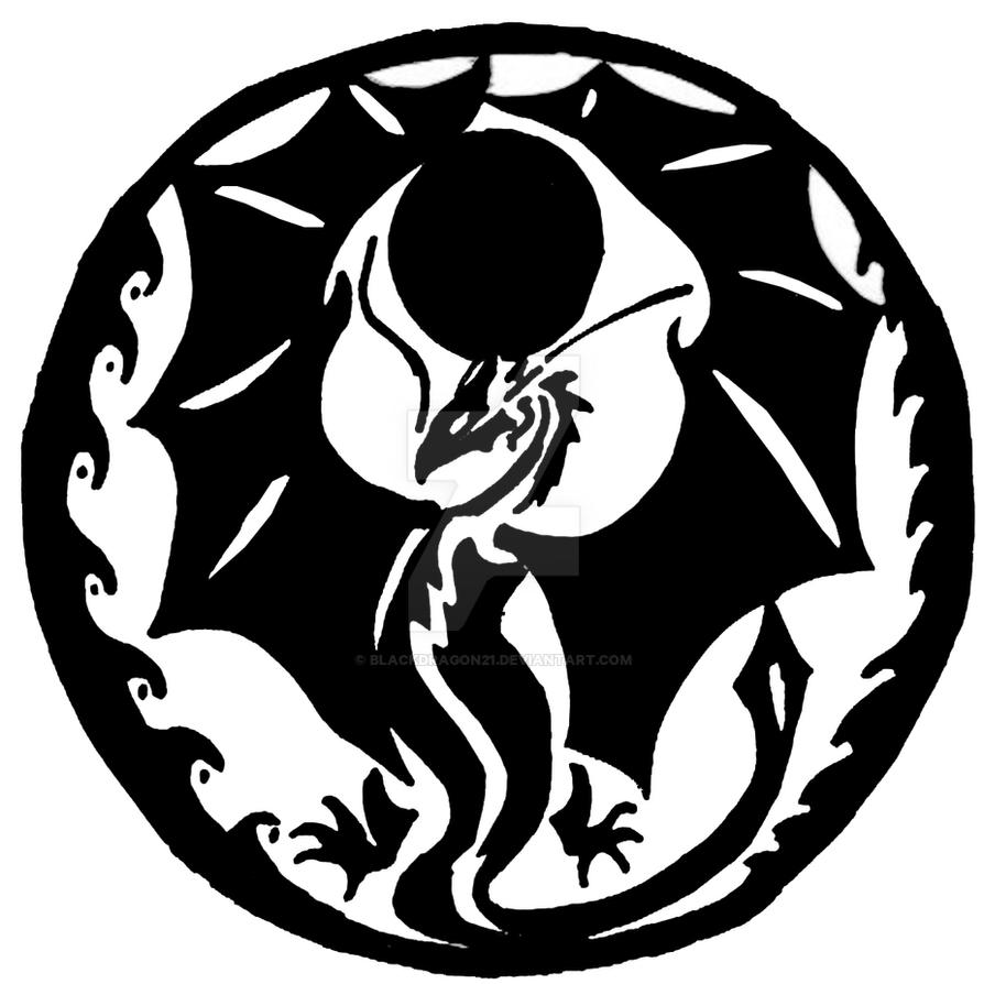 Order of the dragon logo by blackdragon21 on deviantart order of the dragon logo by blackdragon21 biocorpaavc Image collections