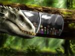 Elise the Indominus Rex