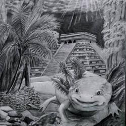 Senorita Axolotl