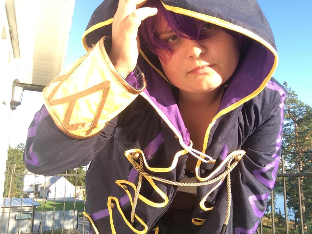 Cosplay Robin by NinjaSoulMasamune