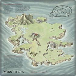 Mikscifonia: The Smaller Island